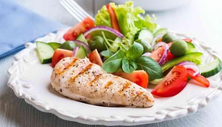 Белково-фруктовая диета меню