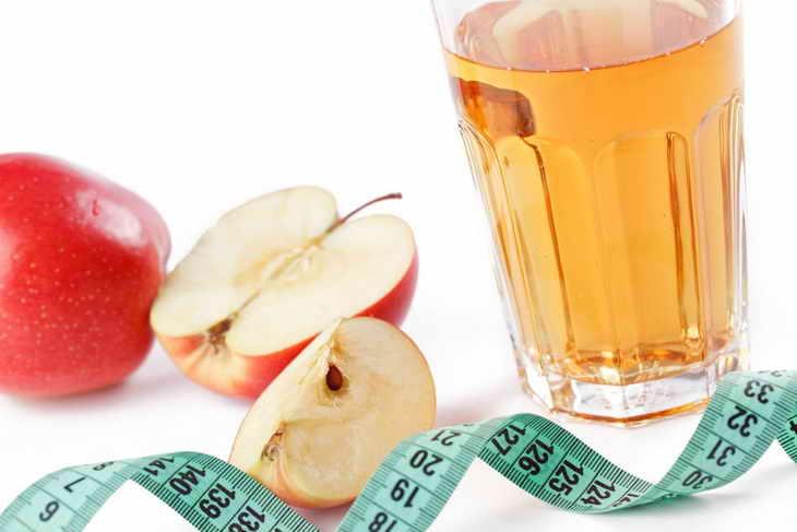 Рецепт уксусного напитка для диеты