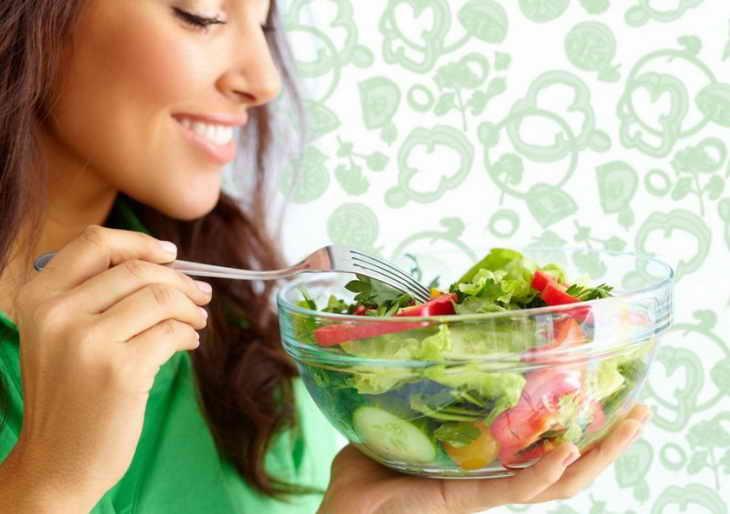 летняя диета для ленивых