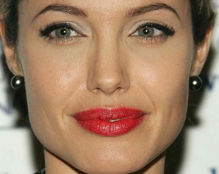 тенденции голливудского макияжа