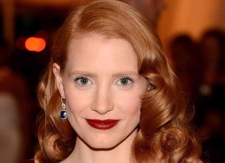 голливудский макияж для рыжих