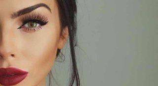 как правильно красить брови самой себе