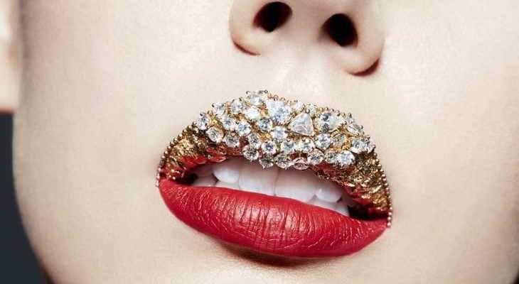 Как накрасить губы без карандаша