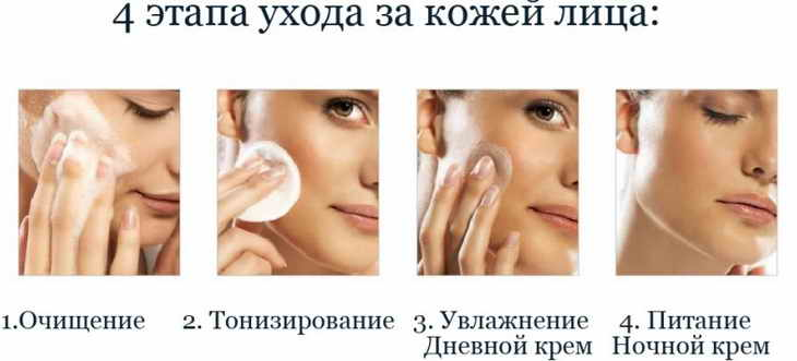 подготовка лица перед корейским макияжем