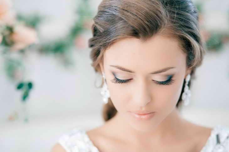 макияж русых для фотосессии