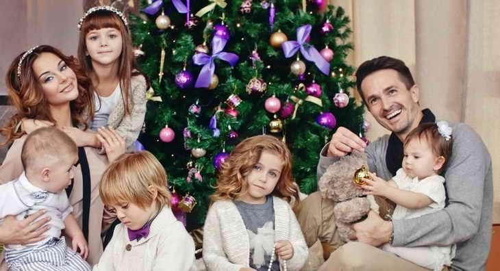 Макияж для семейной фотосессии