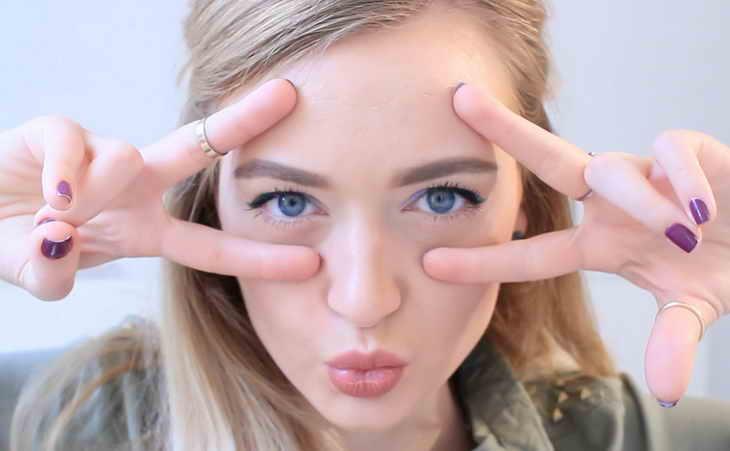 Особенности нежного макияжа