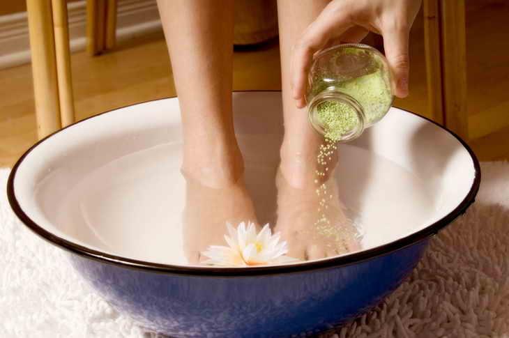 лучшие ванночки для ног перед педикюром