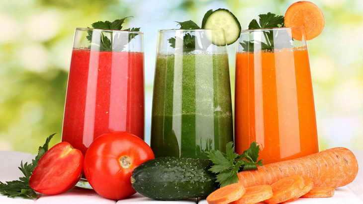 питьевая диета смузи