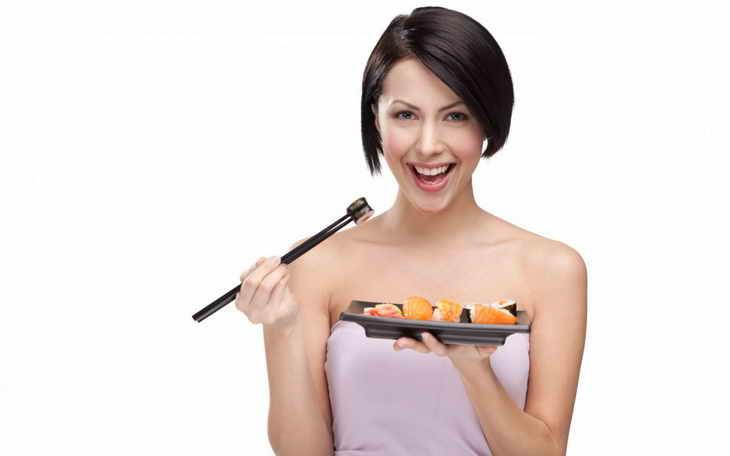 Что такое японская диета
