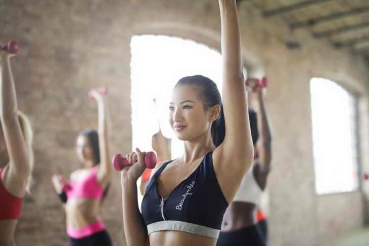 Как аэробика влияет на похудение