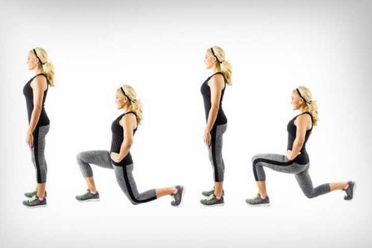 Эффективные упражнения для похудения для похудения