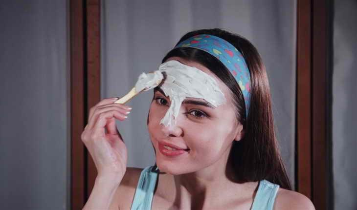 альгинатная маска как наносить