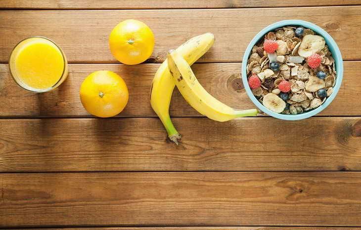 банановая диета меню на неделю