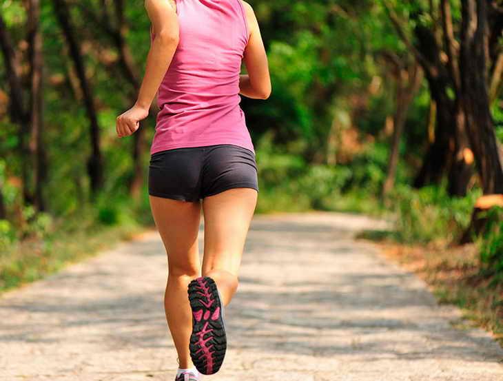 бег для похудения трусцой