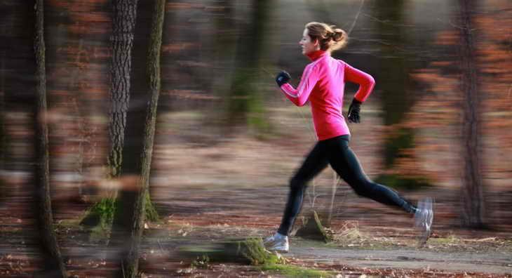 бег для похудения быстрый