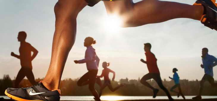 Польза бега на похудение