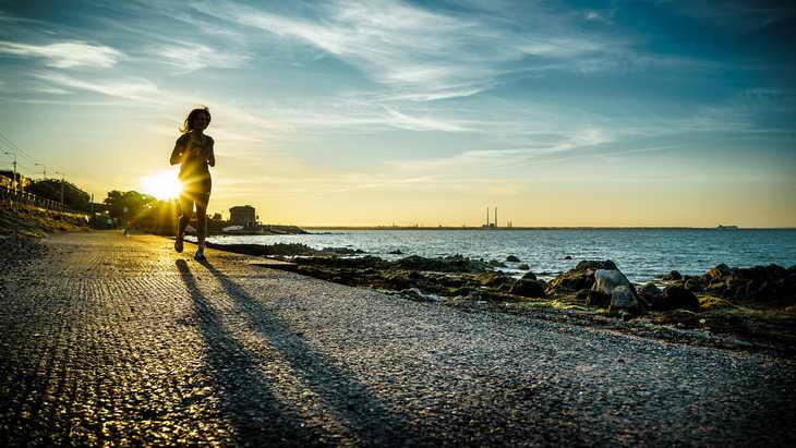 бег для похудения или ходьба