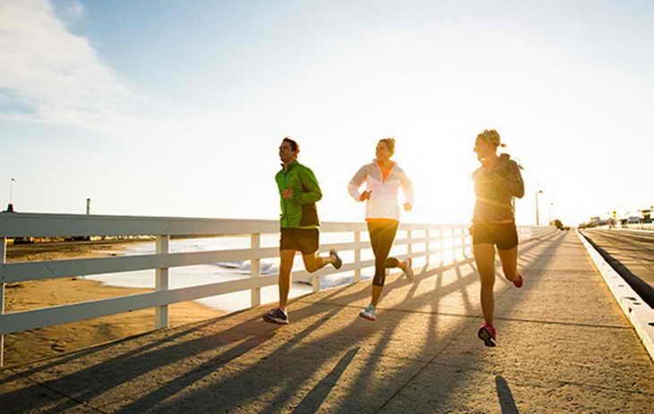 бег для похудения утренний