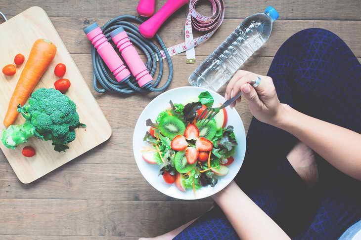 диета для похудения живота как выйти