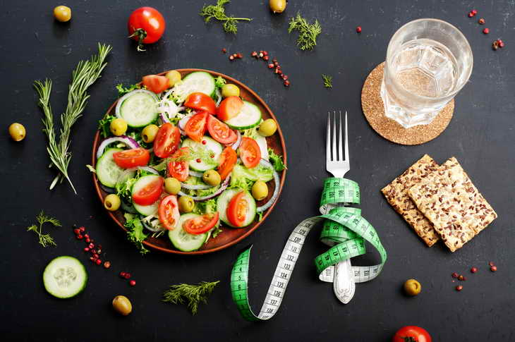диета для похудения живота что кушать