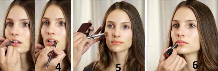 дневной макияж быстро и просто