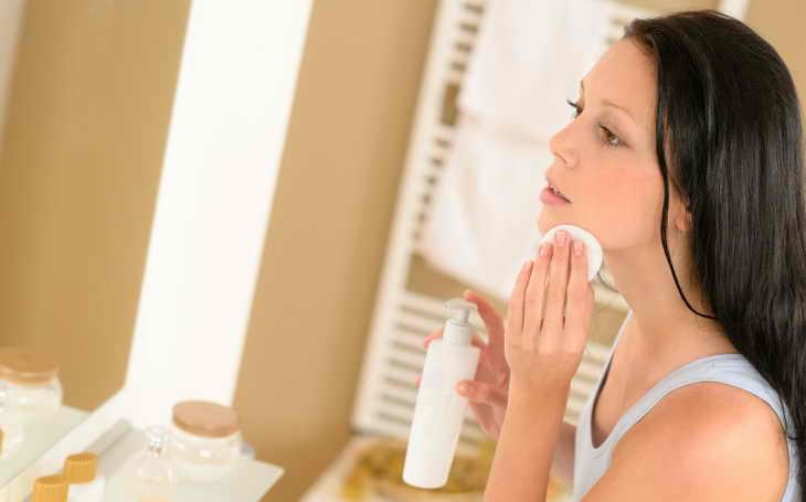 дневной макияж для зеленых