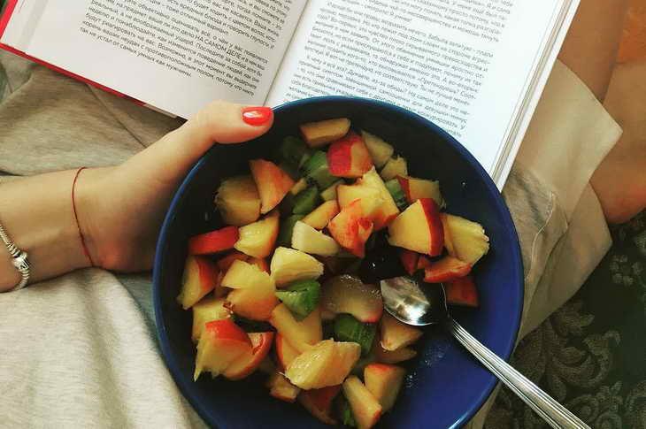 фруктовая диета что кушать