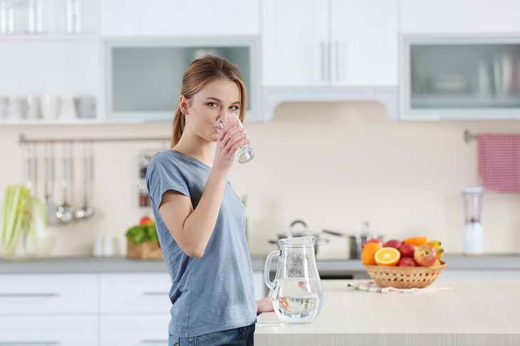 Диета на фруктах и воде