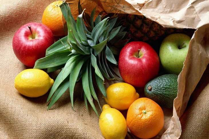 фруктовая диета особенности