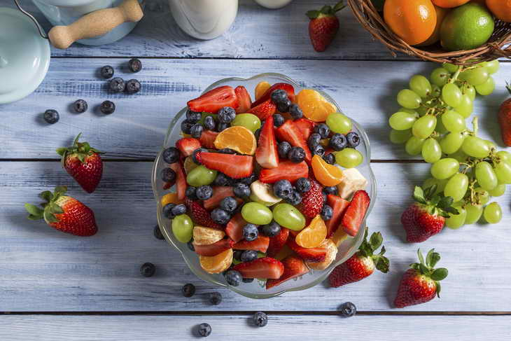 что такое фруктовая диета