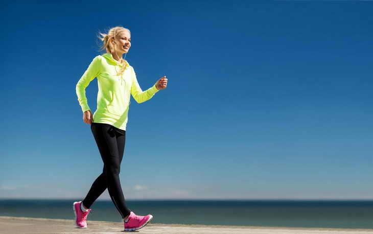 ходьба для похудения спортивная