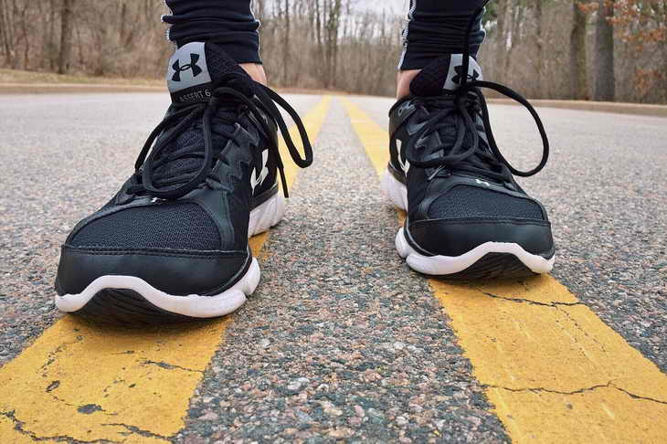 ходьба для похудения упражнения
