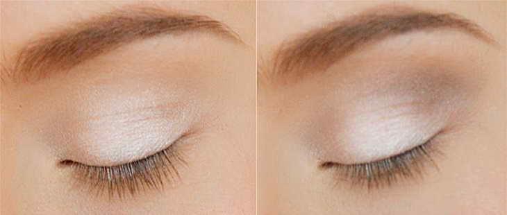 как научиться красить глаза тенями