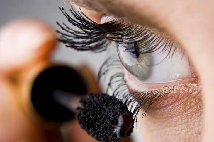 как красить глаза тенями поэтапно