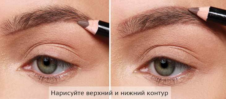 как увеличить глаза с помощью макияжа лайфхаки