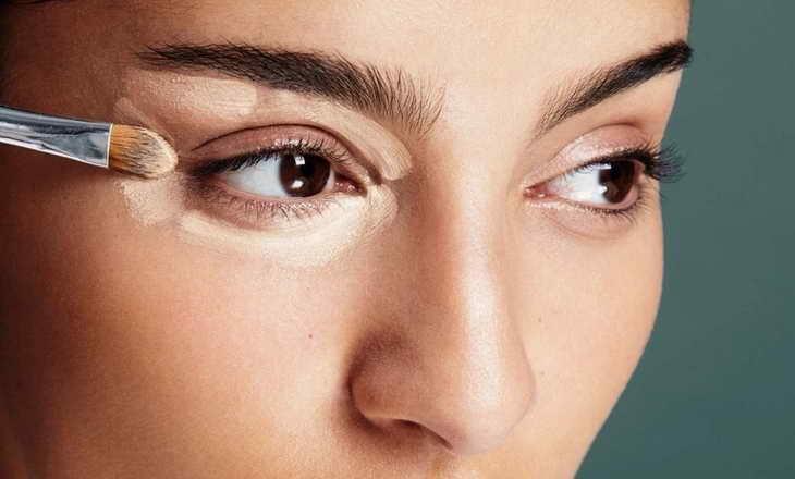 как увеличить глаза с помощью макияжа правила