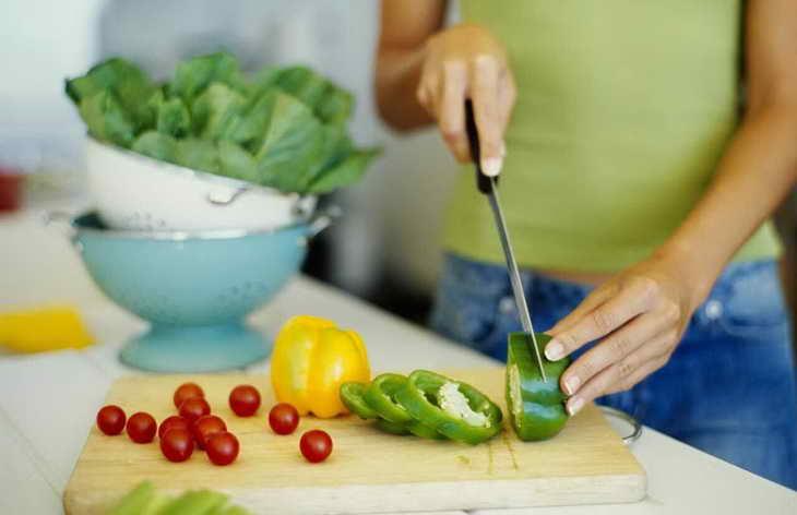 Капустно-овощная диета