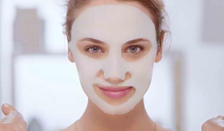 естественный макияж для блондинок