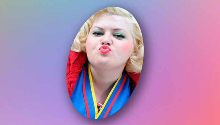 макияж для блондинок как нельзя краситься