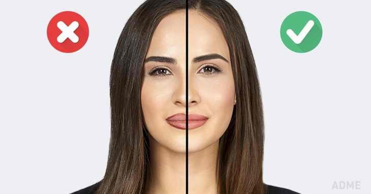 макияж для брюнеток ошибки