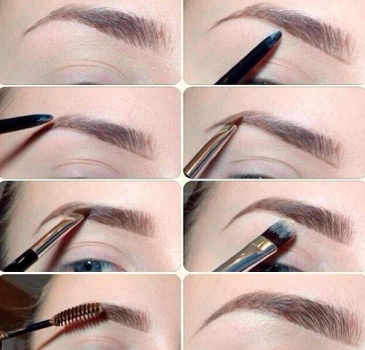 идеальный макияж для брюнеток