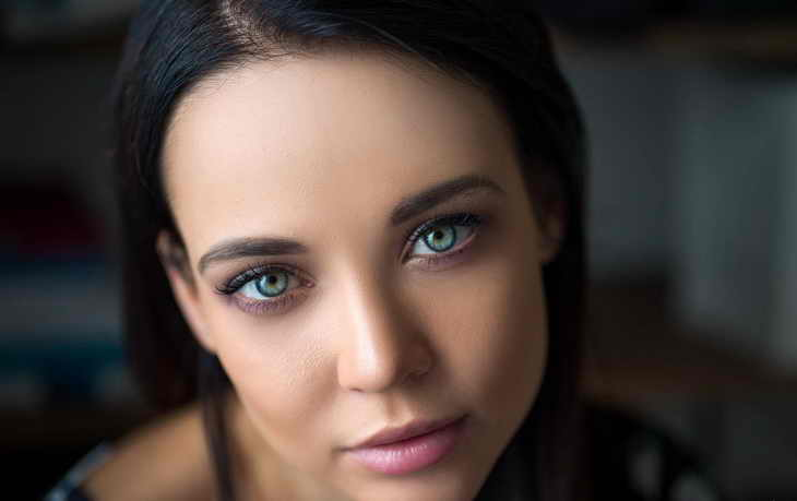 Тени для брюнеток с зелеными глазами