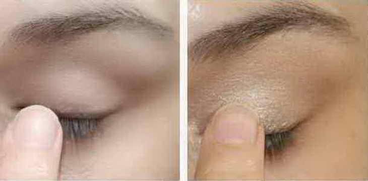 макияж для карих глаз на вечер