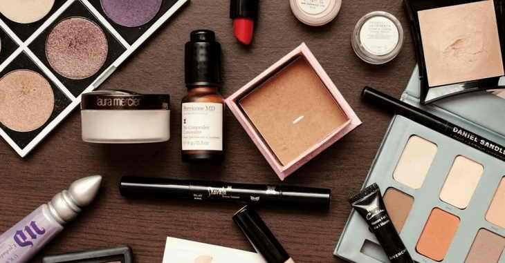 макияж для нависшего века косметика
