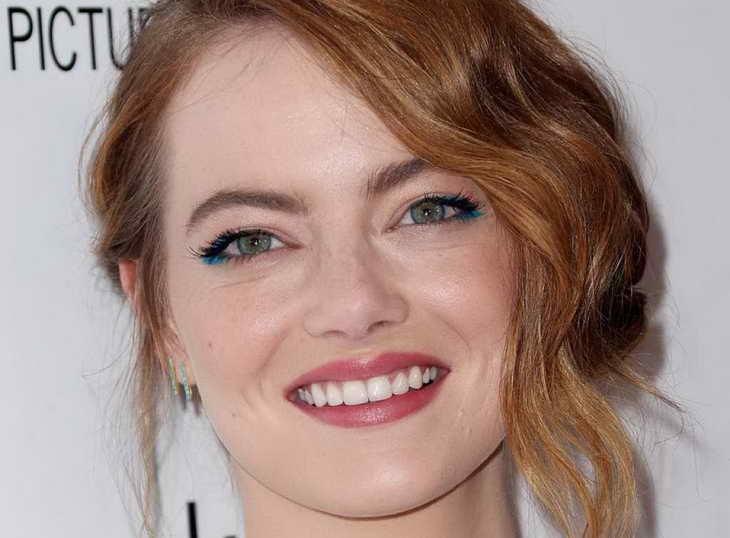 макияж для серо голубых глаз для рыжих