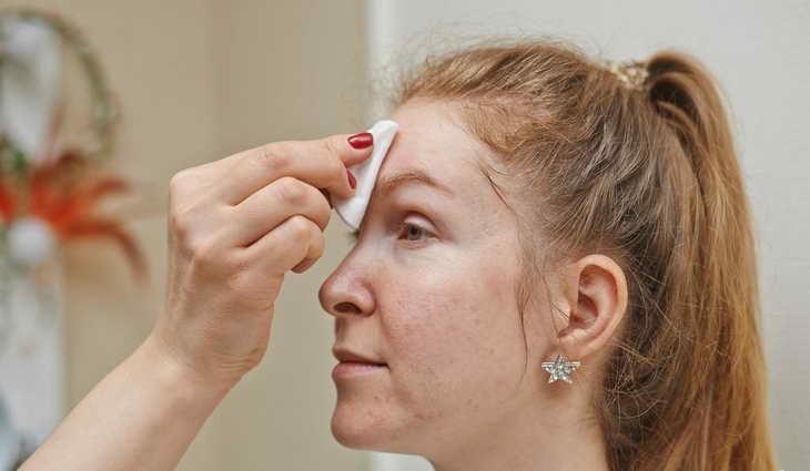 Дневной макияж серо зеленые глаза