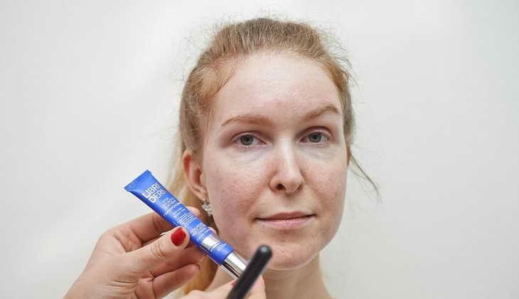 макияж для серо зеленых глаз самой себе