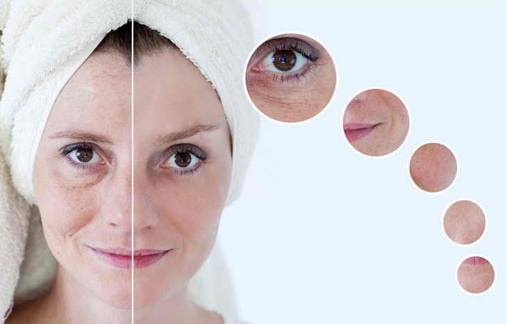 Как действует крахмал в маске на кожу