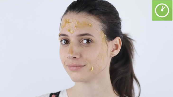 маска для лица из яйца правила нанесения